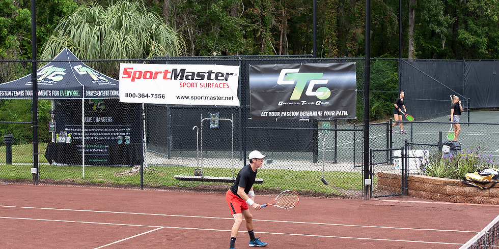 Verified UTR Junior Singles & Adult Doubles Tournament powered by Rise Tennis Academy