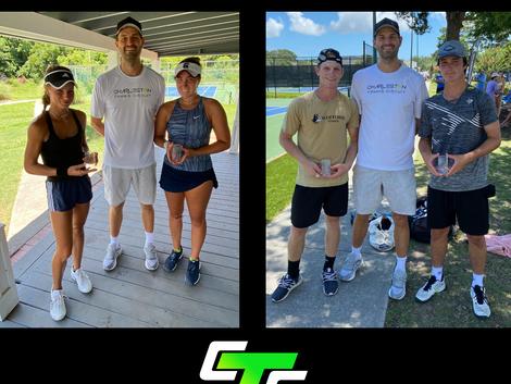 Tournament Round-Ups, Charleston Tennis Circuit Online Shop + Upcoming Flex League!