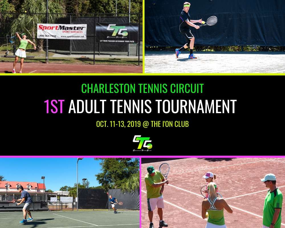 1st Adult Tennis Tournament