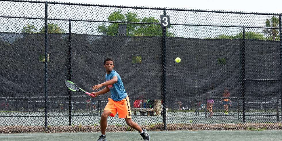 6th Rally To The Slam - Charleston Tennis Circuit Tournament 21 & Under at Wild Dunes