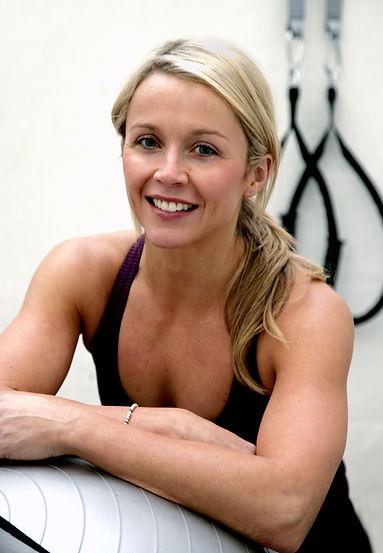 Olivia Keenan PT & Reformer Pilates TRX ball