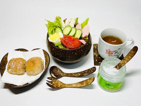ココナッツ殻雑貨追加!