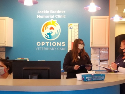 Grand opening of clinic Dec. 2 in Reno