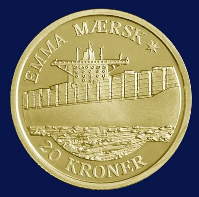 Emma Maersk - One decade on....