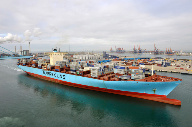 The Age of the Mega Vessels