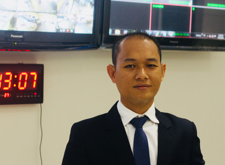 GSS's Hay Laline On Cybersecurity and Keeping Business Data Safe| Business Security In Cambodia