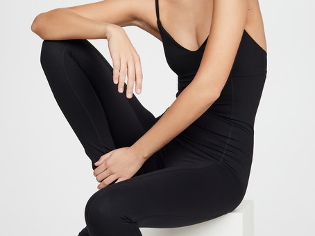 This Quarantine-Perfect Catsuit (Ideal for Yoga or Binge-watching) Has Your Back