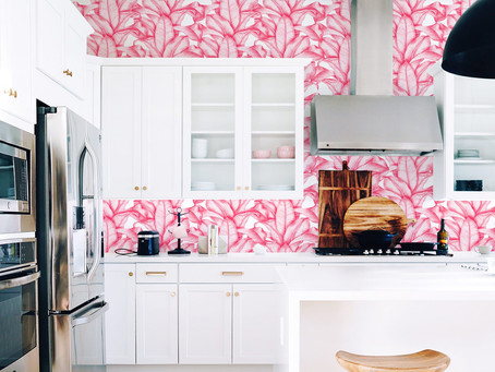9 Bright And Amazing Wallpaper Ideas To Cheer Up Your Home Space