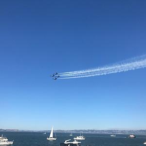 Fleet Week and Blue Angles
