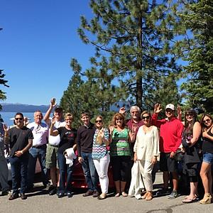 2015 Tahoe Bucket List