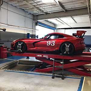 Viper Track Setup and Cruise to Alice's