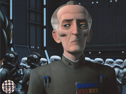 Tarkin and Stormtroopers