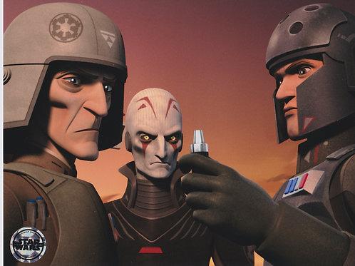 Tarkin, Kallus & Inquisitor