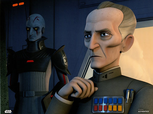 Tarkin and the Inquisitor