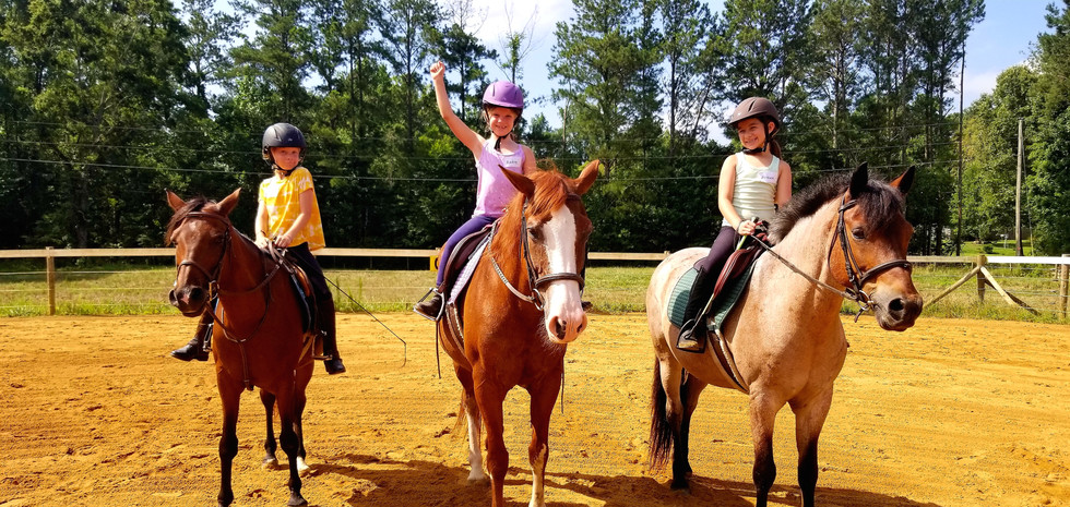 """""""When we ride together, we laugh the whole time!"""""""