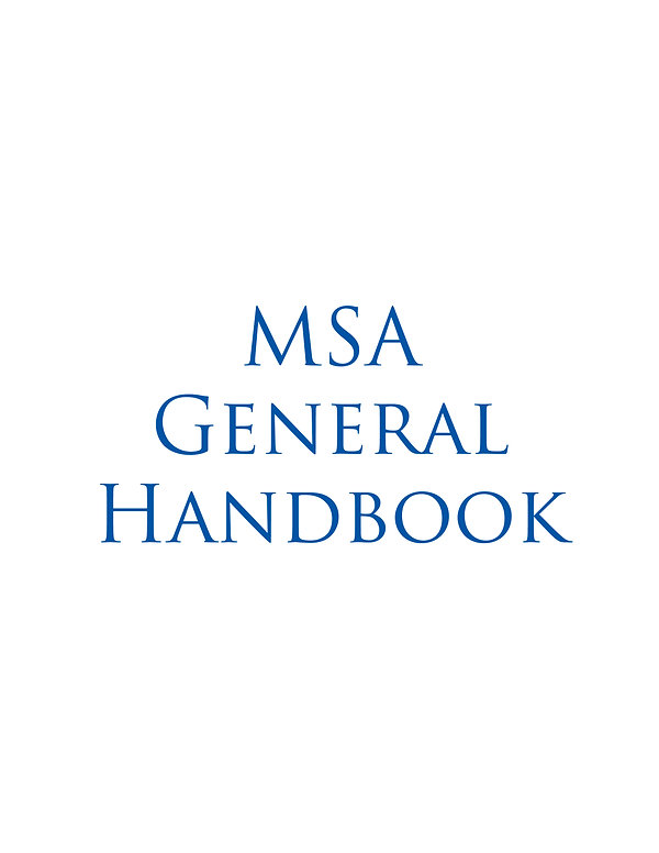 Link to view and download the latest MSA parent handbook