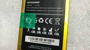 3.85V/4.4V Battery for BLU G8 G0170