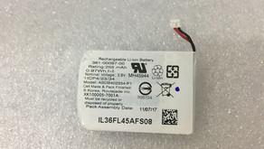 Garmin Fenix 5 5X 3.8V/4.3V 255mAh Battery