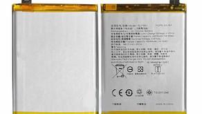 3.87V/4.45V Battery for OPPO Realme V5
