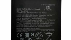 Xiaomi Redmi K30 Pro Xiaomi BM4Q Battery