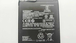 Xiaomi Note 9T Xiaomi BM54 Battery