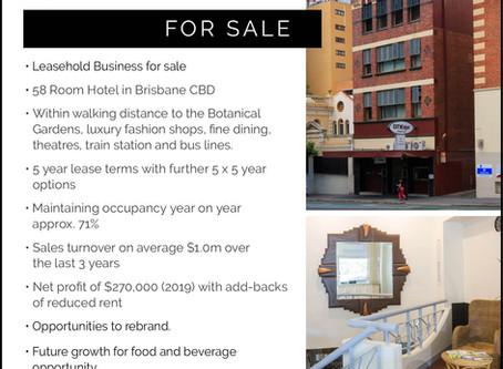 Hotel Opportunities in a Residential Development