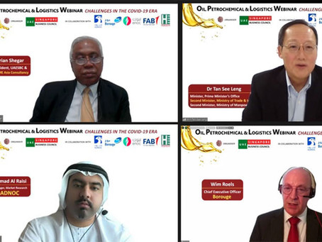 UAESBC'S OPL WEBINAR ATTRACTS GLOBAL PARTICIPATION