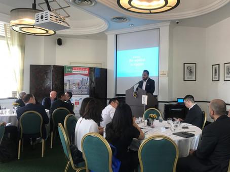 Breakfast Talk by Simon Naga, VP, Al-Futtaim (Asia)