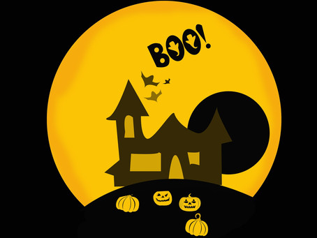 Boo! What scares you?