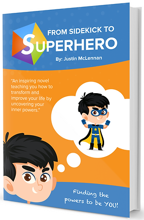 From Sidekick to Superhero Book Cover