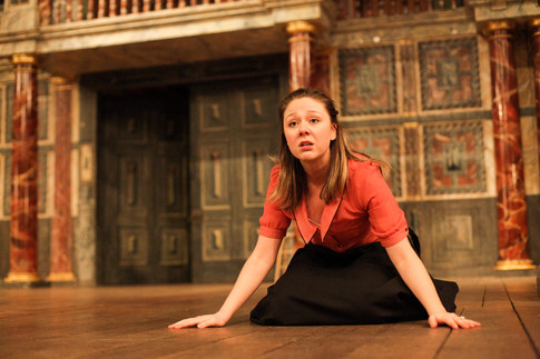 Juliet in Romeo and Juliet. Photo: Andrew H Williams