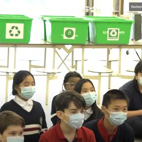 Une nouvelle trousse pédagogique sur la gestion des déchets