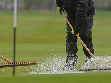 Golf Course Closed - Sunday 22nd December
