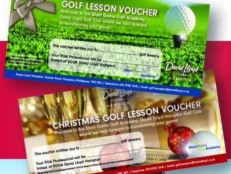 Give Golf This Christmas