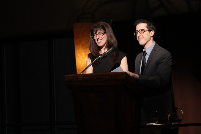 Stacey Luftig and Phillip Palmer win Fred Ebb Award
