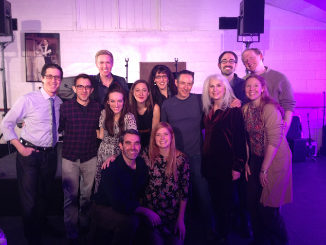 MY HEART IS THE DRUM team awarded a residency: Johnny Mercer Writers Colony at Goodspeed Musicals