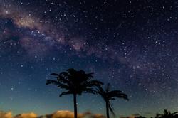 Milky Way over Waitomo, New Zealand