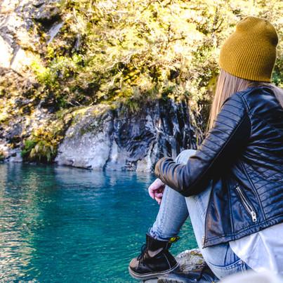 Blue Pools, NZ