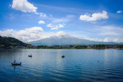 Mt Fugi, Japan