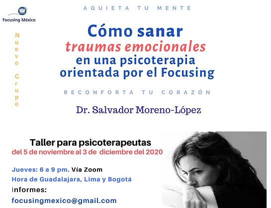 cartel_taller_trauma_focusing_terapeutas