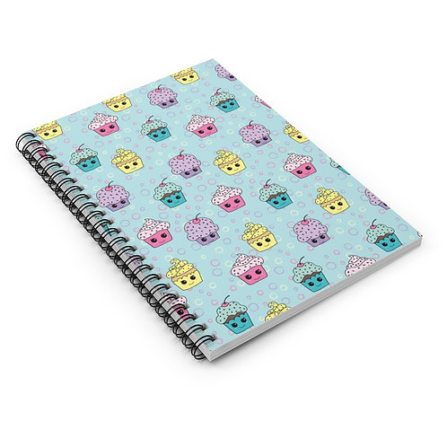 Sweet Spot Spiral Notebook - Ruled Line
