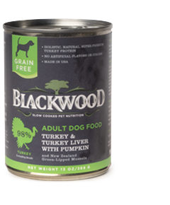 Blackwood Turkey & Turkey Liver with Pumpkin
