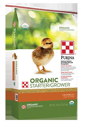 Purina® Organic Starter-Grower