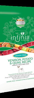 Infinia® Venison, Potato & Quail