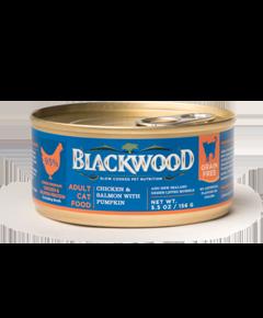 Blackwood Chicken & Salmon with Pumpkin.p