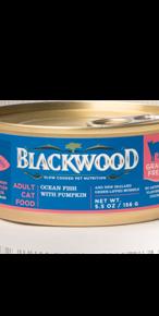 Blackwood Ocean Fish with Pumpkin