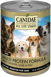All Life Stages Canned Dog Food with Chicken, Lamb & Fish