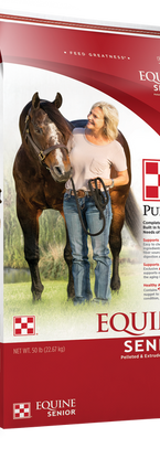 Purina® Equine Senior®