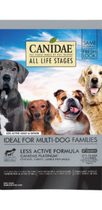 All Life Stages Dry Dog Food for Senior, Less Active Dogs