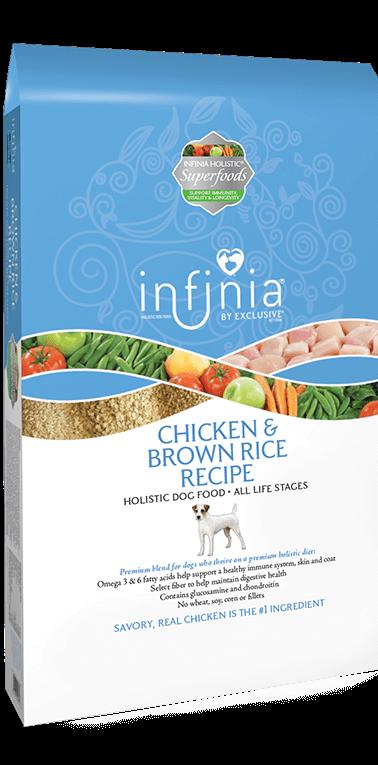 Infinia® Chicken & Brown Rice